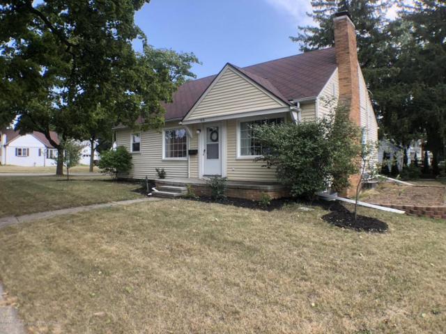 1616 Forbes Street, Lansing, MI 48915 (MLS #229179) :: Real Home Pros