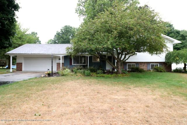 12923 W Melody Drive, Grand Ledge, MI 48837 (MLS #229226) :: Real Home Pros