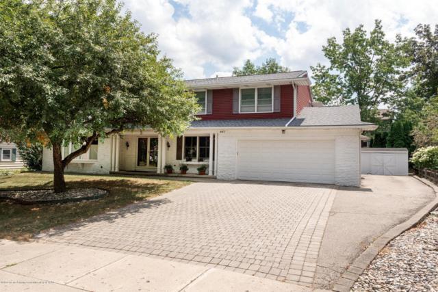987 Longfellow Drive, East Lansing, MI 48823 (MLS #229316) :: Real Home Pros