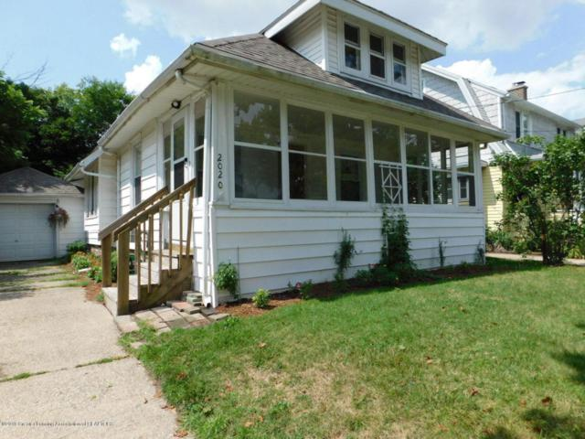 2020 Forest Avenue, Lansing, MI 48910 (MLS #229333) :: Real Home Pros
