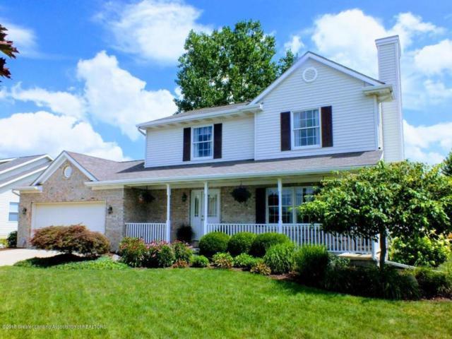 1515 Burbank Drive, St. Johns, MI 48879 (MLS #229423) :: Real Home Pros