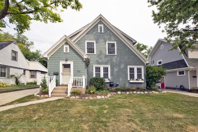 920 E Sunset Lane, East Lansing, MI 48823 (MLS #229620) :: Real Home Pros