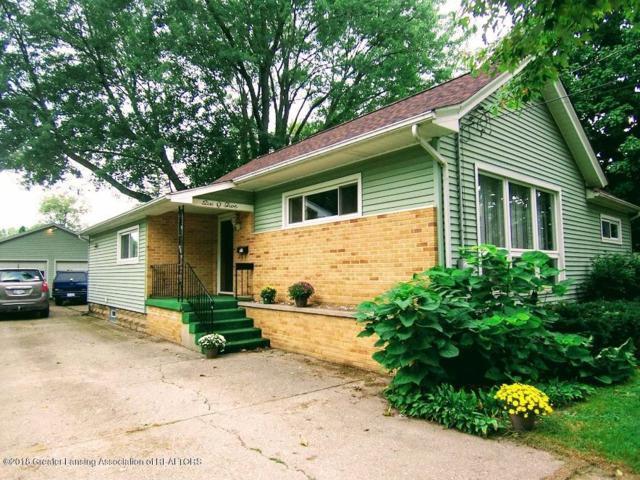 605 W Baldwin Street, St. Johns, MI 48879 (MLS #229958) :: Real Home Pros