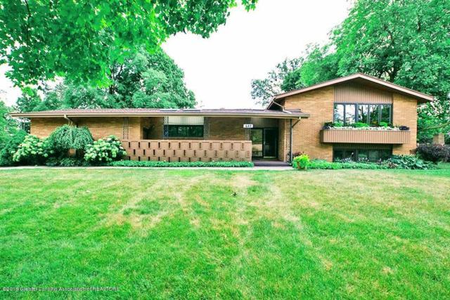 640 Whitehills Drive, East Lansing, MI 48823 (MLS #230105) :: Real Home Pros