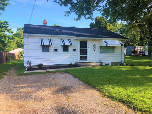 518 W Frederick Avenue, Lansing, MI 48906 (MLS #230117) :: Real Home Pros
