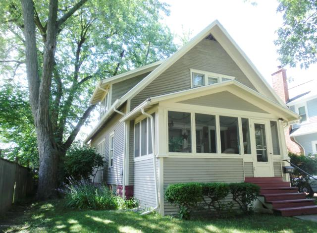 821 Cleo Street, Lansing, MI 48915 (MLS #230172) :: Real Home Pros