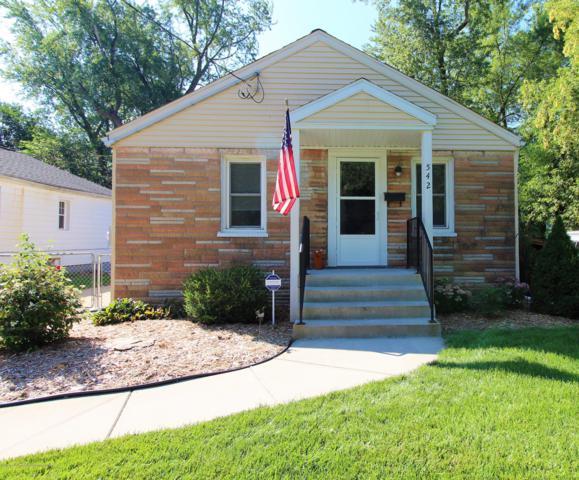 542 Denver Street, Lansing, MI 48910 (MLS #230197) :: Real Home Pros