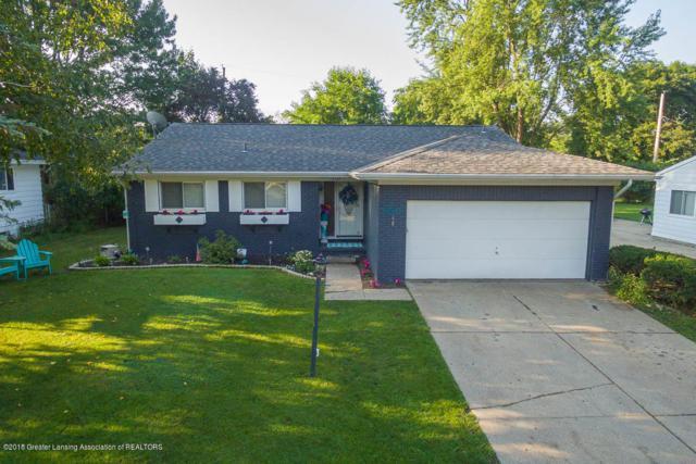 4107 Thackin Drive, Lansing, MI 48911 (MLS #230245) :: Real Home Pros
