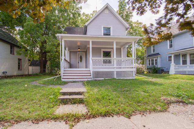 205 Moores River Drive, Lansing, MI 48910 (MLS #230301) :: Real Home Pros