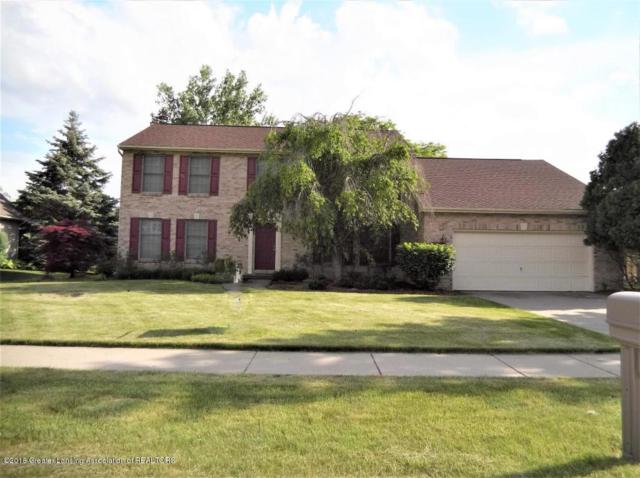 1043 Harrington Lane, East Lansing, MI 48823 (MLS #230397) :: Real Home Pros
