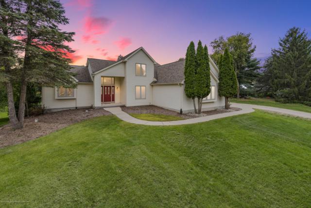 1770 Burroak Court, Williamston, MI 48895 (MLS #230486) :: Real Home Pros