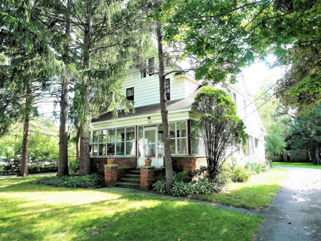 1443 Haslett Road, Haslett, MI 48840 (MLS #230561) :: Real Home Pros