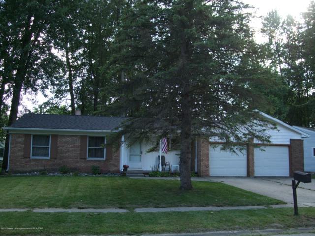4357 Davlind Drive, Holt, MI 48842 (MLS #230619) :: Real Home Pros