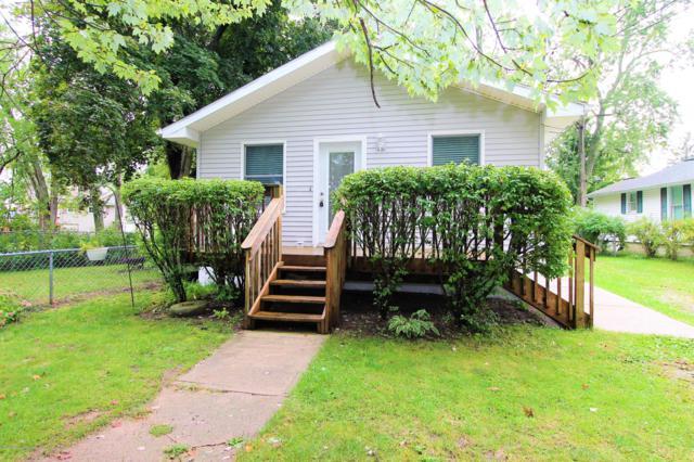 515 W Broad Street, Eaton Rapids, MI 48827 (MLS #230670) :: Real Home Pros