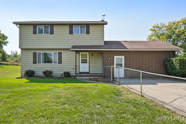 10122 Vanburen Road, Portland, MI 48875 (MLS #230704) :: Real Home Pros