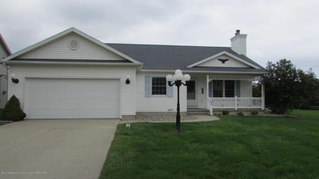 878 Eagles Nest Court, Mason, MI 48854 (MLS #230729) :: Real Home Pros