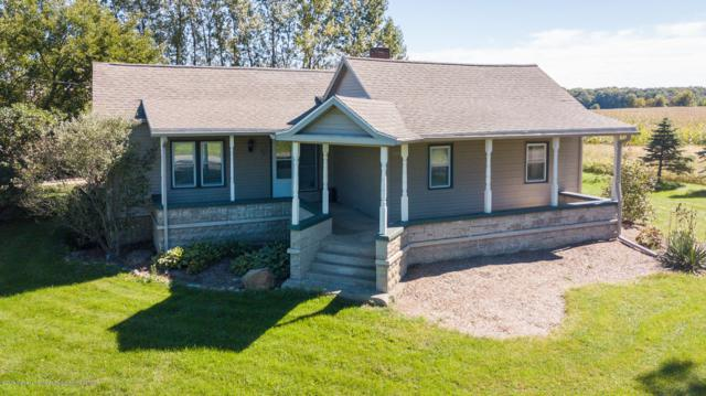 3993 N Dewitt Road, St. Johns, MI 48879 (MLS #230741) :: Real Home Pros