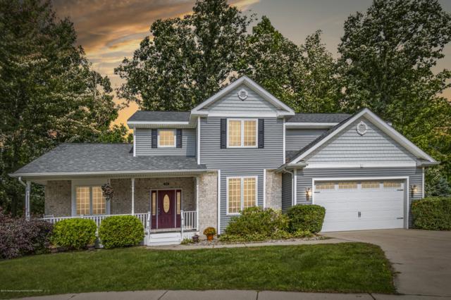 8408 Ember Glen Pass, Lansing, MI 48917 (MLS #230768) :: Real Home Pros