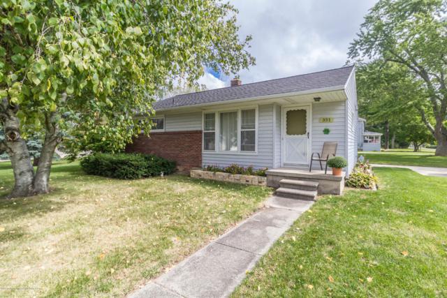 351 Clement Road, Lansing, MI 48917 (MLS #230802) :: Real Home Pros