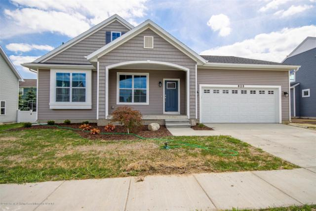 625 Buteo Drive, East Lansing, MI 48823 (MLS #230871) :: Real Home Pros