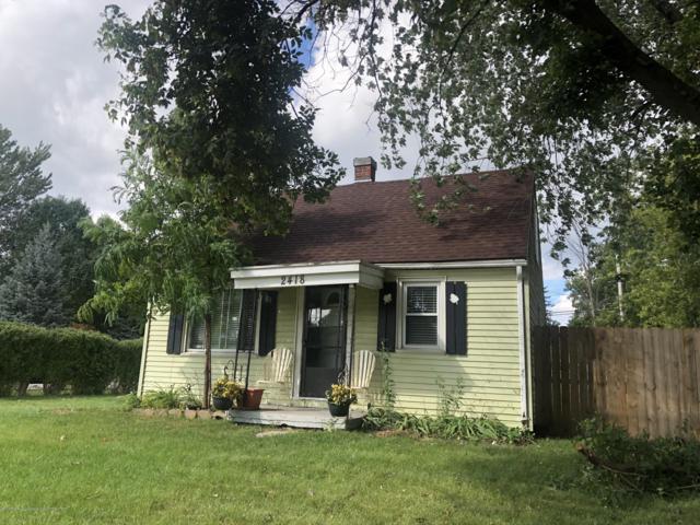 2418 W Holmes Road, Lansing, MI 48911 (MLS #230934) :: Real Home Pros