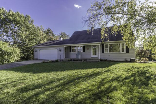 9210 Coleman Road, Haslett, MI 48840 (MLS #230993) :: Real Home Pros