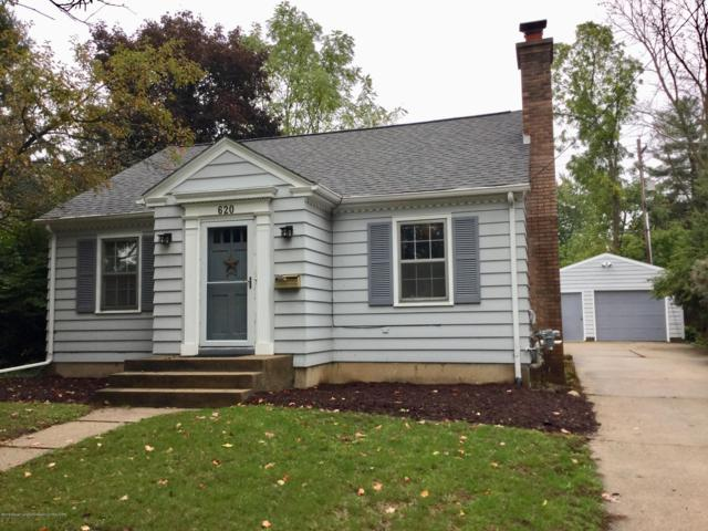 620 N Putnam Street, Williamston, MI 48895 (MLS #231022) :: Real Home Pros