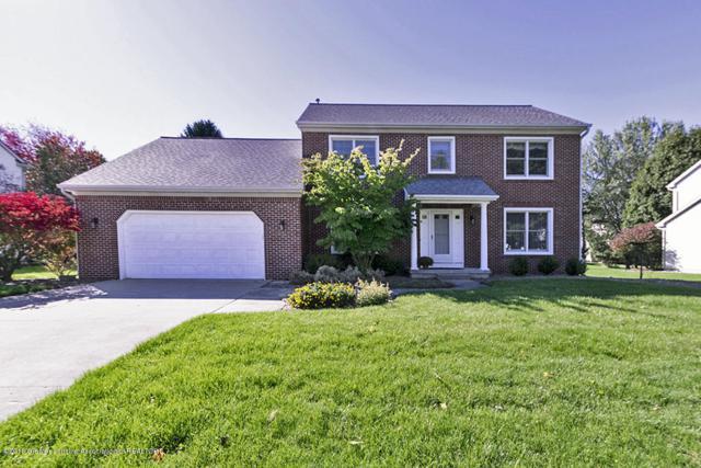 4387 Satinwood Drive, Okemos, MI 48864 (MLS #231116) :: Real Home Pros