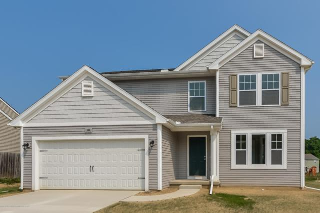 944 Bolton Farms Lane, Grand Ledge, MI 48837 (MLS #231152) :: Real Home Pros