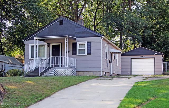 612 Leslie Street, Lansing, MI 48912 (MLS #231219) :: Real Home Pros