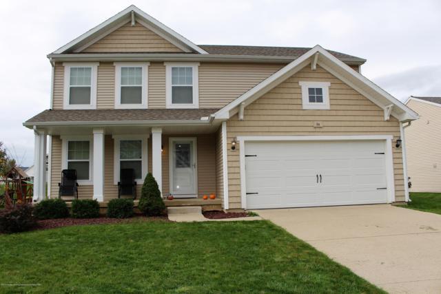 54 Lake Ridge Drive, Mason, MI 48854 (MLS #231257) :: Real Home Pros