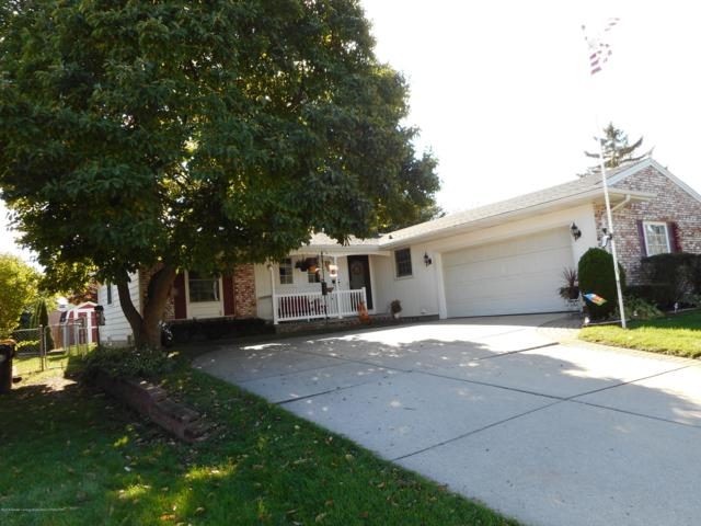 3503 Oakcliff Lane, Lansing, MI 48917 (MLS #231394) :: Real Home Pros