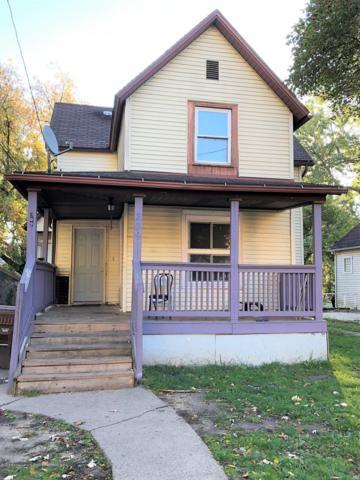 209 Jones Street, Lansing, MI 48912 (MLS #231421) :: Real Home Pros