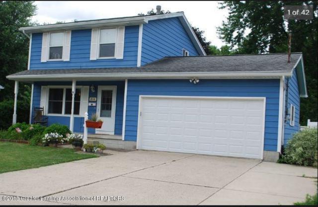 814 Holt Street, Mason, MI 48854 (MLS #231525) :: Real Home Pros