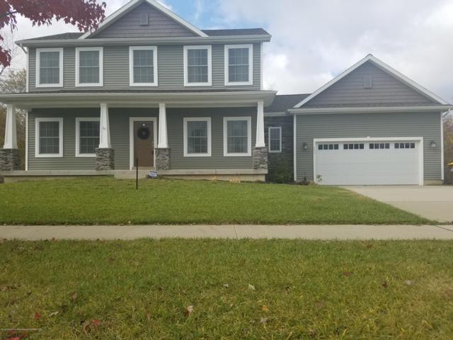 662 Emily Lane, Haslett, MI 48840 (MLS #231859) :: Real Home Pros