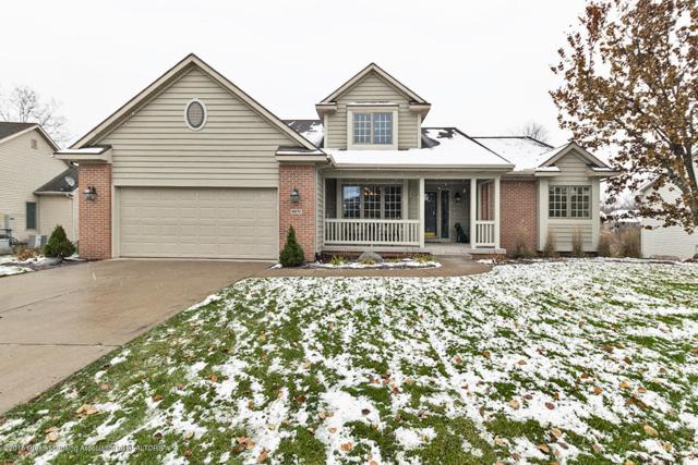 6670 White Clover Drive, East Lansing, MI 48823 (MLS #232160) :: Real Home Pros
