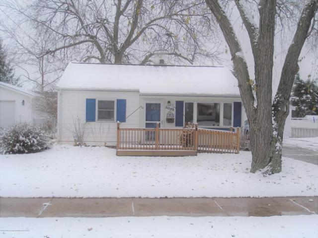 2068 Burton Avenue, Holt, MI 48842 (MLS #232166) :: Real Home Pros