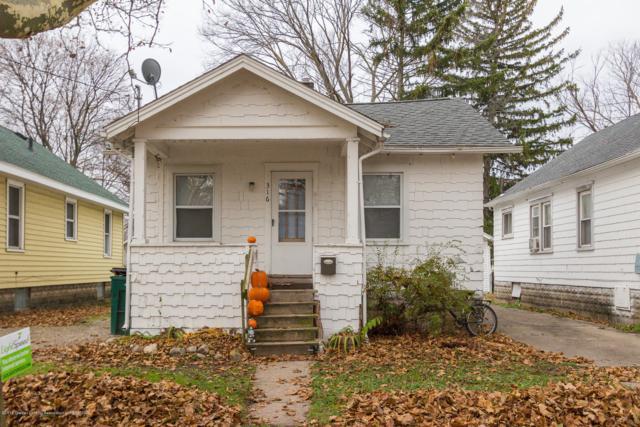 316 S Foster Avenue, Lansing, MI 48912 (MLS #232167) :: Real Home Pros