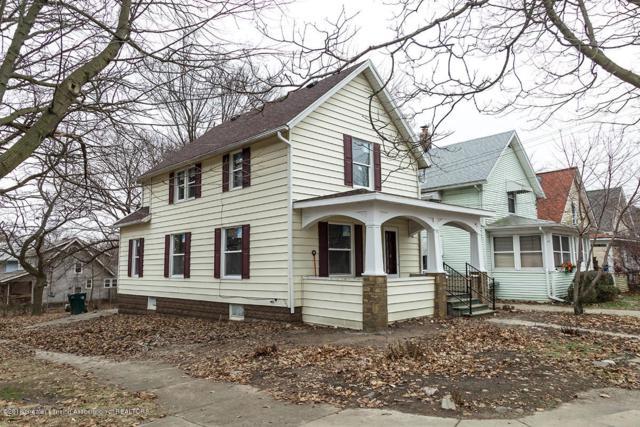 201 W Barnes Avenue, Lansing, MI 48910 (MLS #232633) :: Real Home Pros