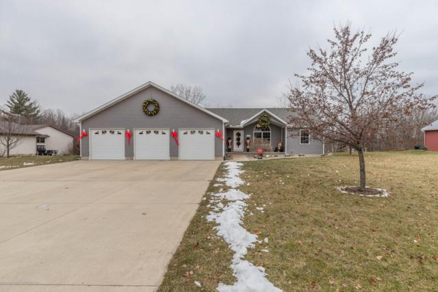 9531 Lakeview Court, Perrinton, MI 48871 (MLS #232943) :: Real Home Pros