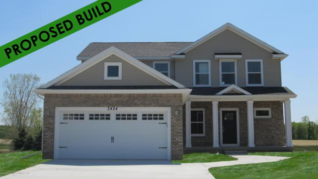 1 Ironstone Drive, Dimondale, MI 48821 (MLS #233034) :: Real Home Pros