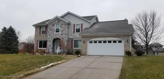 787 Tanbark Drive, Dimondale, MI 48821 (MLS #233157) :: Real Home Pros