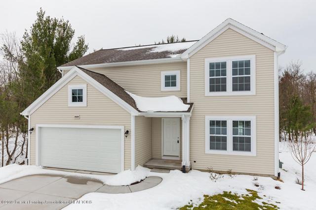 201 Ayla Drive, Dewitt, MI 48820 (MLS #233309) :: Real Home Pros