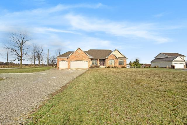 11990 W Clark Road, Eagle, MI 48822 (MLS #233345) :: Real Home Pros