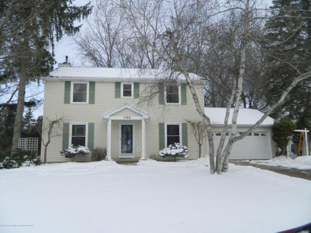 1560 Birchwood Drive, Okemos, MI 48864 (MLS #233628) :: Real Home Pros
