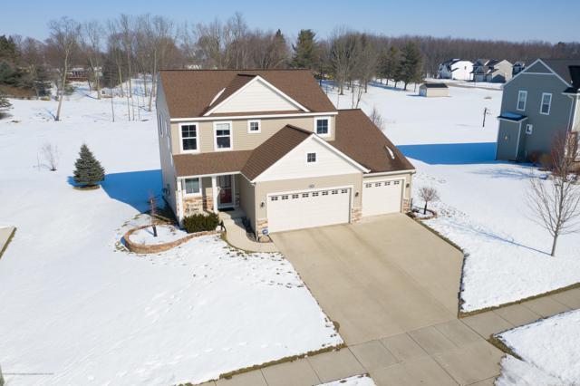 8740 Yellowstone Lane, Lansing, MI 48917 (MLS #234101) :: Real Home Pros