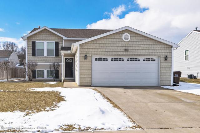 334 Red Cedar Lane, Mason, MI 48854 (MLS #234323) :: Real Home Pros