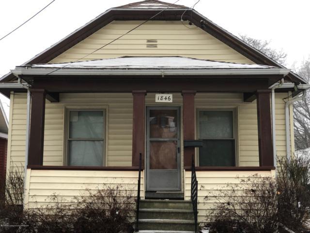 1846 Davis Avenue, Lansing, MI 48910 (MLS #234336) :: Real Home Pros