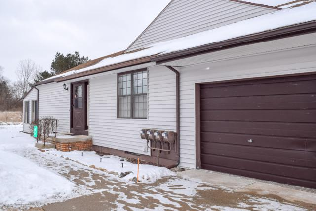 472 Red Cedar Boulevard #1, Williamston, MI 48895 (MLS #234340) :: Real Home Pros