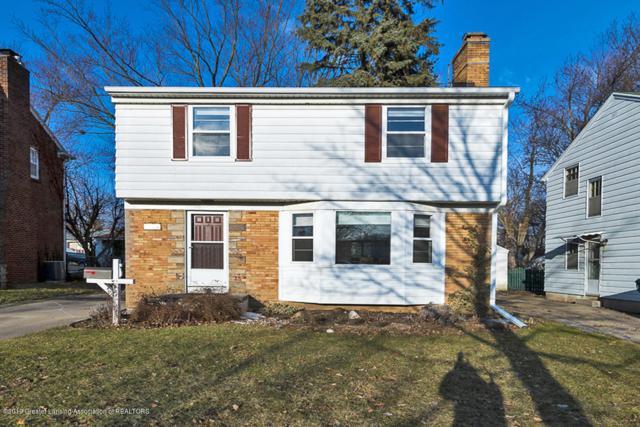 1814 Shubel Avenue, Lansing, MI 48910 (MLS #234453) :: Real Home Pros